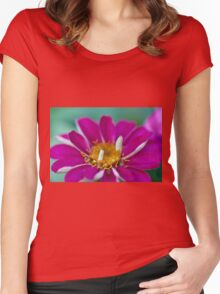 Pretty in Pink 1 Women's Fitted Scoop T-Shirt