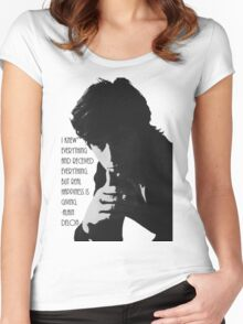 Alain Delon Women's Fitted Scoop T-Shirt