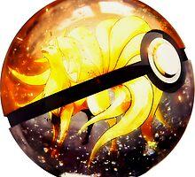 Ninetales | Pokeball Insider by AbubakrSenpai