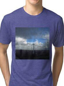 Wind Power Tri-blend T-Shirt