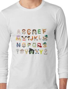 Oz-abet (an Oz Alphabet) - Landscape T-Shirt