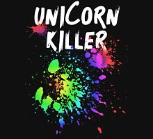 Unicorn Killer T Shirt Womens Fitted T-Shirt
