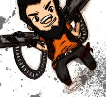 Borderlands 2 - Chibi Gunzy! Sticker
