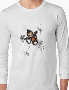 Borderlands 2 - Chibi Gunzy! Long Sleeve T-Shirt