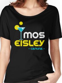 Mos Eisley Cantina Women's Relaxed Fit T-Shirt