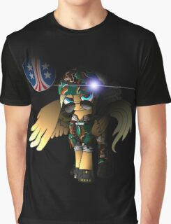 Colonial Marine pony: Corporal Claire Graphic T-Shirt
