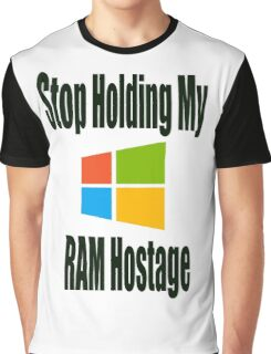 Hostage Graphic T-Shirt