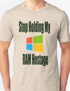 Hostage Unisex T-Shirt