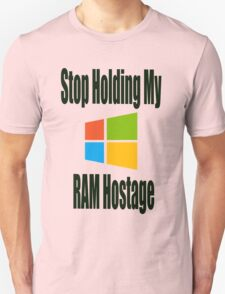 Hostage T-Shirt