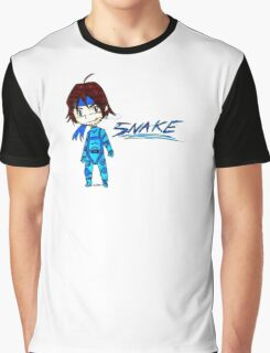 MGS - Snake Graphic T-Shirt