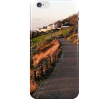 Winter Light At The Gardens iPhone Case/Skin