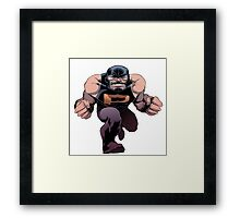puck alpha flight Framed Print