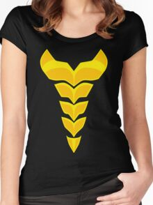 I Am Wasp - Minimalist Women's Fitted Scoop T-Shirt