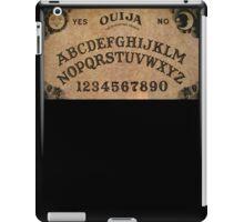 human ouija  iPad Case/Skin