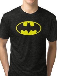 Classic Bat Logo Tri-blend T-Shirt