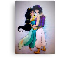 Aladdin 1 Metal Print