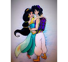Aladdin 1 Photographic Print