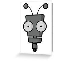 Robot Greeting Card