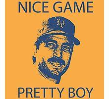 Nice Game Pretty Boy Keith Hernandez Photographic Print