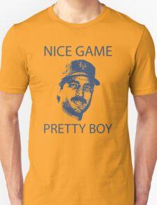 Nice Game Pretty Boy Keith Hernandez Unisex T-Shirt