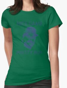 Nice Game Pretty Boy Keith Hernandez Womens Fitted T-Shirt