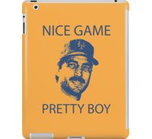 Nice Game Pretty Boy Keith Hernandez iPad Case/Skin