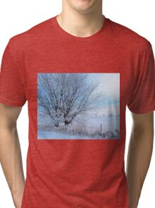 Covered in ice Tri-blend T-Shirt