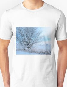 Covered in ice Unisex T-Shirt