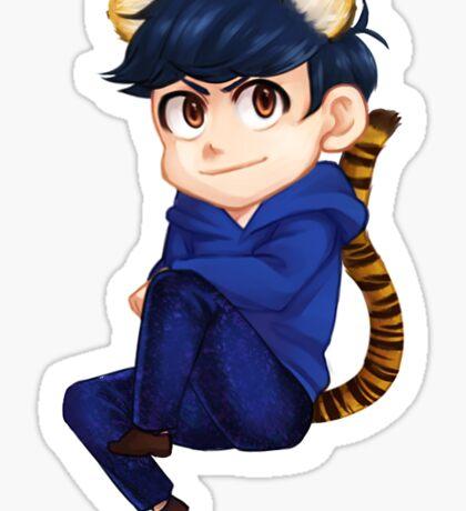 Karamatsu (Osomatsu-san) Sticker Sticker