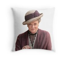 Lady Violet is my queen Throw Pillow
