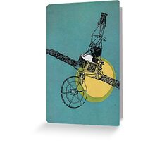 Mariner II Greeting Card