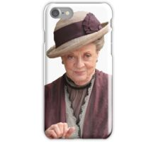 Lady Violet is my queen iPhone Case/Skin