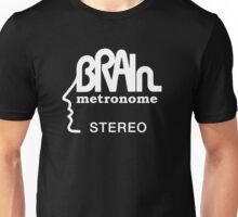 Brain Metronome Krautrock Stereo Unisex T-Shirt