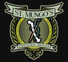St. Mungo's Certified Healer by adamgamm