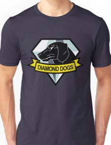 Metal Gear Solid - Diamond Dogs Emblem Unisex T-Shirt