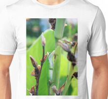 Green Anole Lizard Unisex T-Shirt