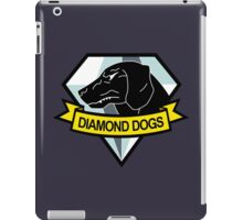 Metal Gear Solid - Diamond Dogs Emblem iPad Case/Skin