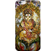 Lord Ganesha iPhone Case/Skin