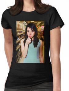 Aubrey 2 Womens Fitted T-Shirt