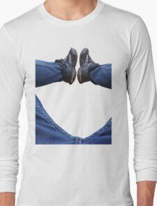 Sneans Shirt Long Sleeve T-Shirt