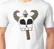 Spear Skull Unisex T-Shirt