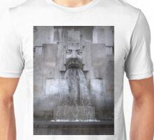 Milan Train Station Fountain Unisex T-Shirt