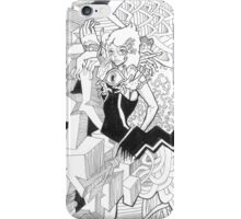 Deciding the Last Time iPhone Case/Skin