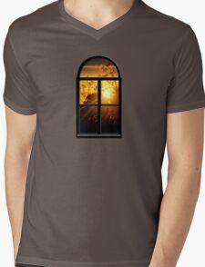 Shine Down Anyway Mens V-Neck T-Shirt