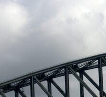 Bridge Walkers Sticker
