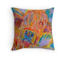Ruby Coo Throw Pillow