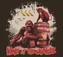 Donkey Kong - King of the Jungle by Yanki