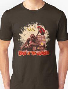 Donkey Kong - King of the Jungle Unisex T-Shirt