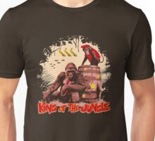 Donkey Kong - King of the Jungle Unisex T-Shirt