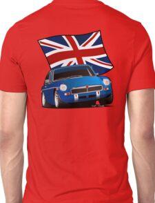 British Sports Car _ MG Unisex T-Shirt